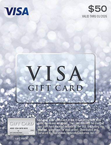50 Visa Gift Card Plus 4 95 Purchase Fee Visa Gift Card Balance Visa Gift Card Best Gift Cards