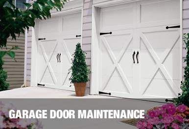 Roll Up Garage Door Maintenance Tips Garage Doors Home Depot Garage Doors Garage Door Styles