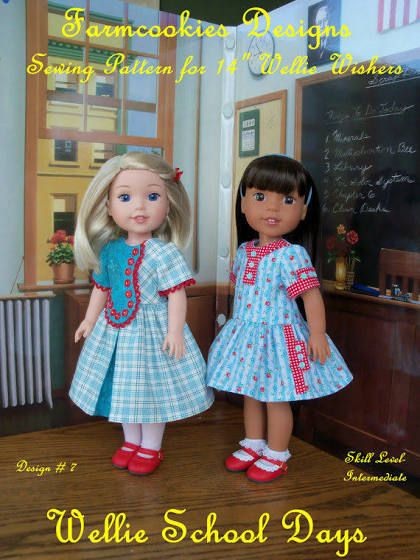 Wellie Wishers Clothes Patterns Doll Clothes Patterns En 40 Classy Wellie Wishers Clothes Patterns