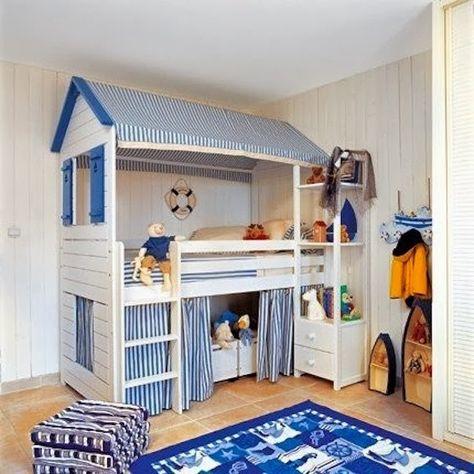 Letto A Castello Ikea Kura.Ikea Hacks Idee Per Personalizzare I Letti Kura Habitaciones