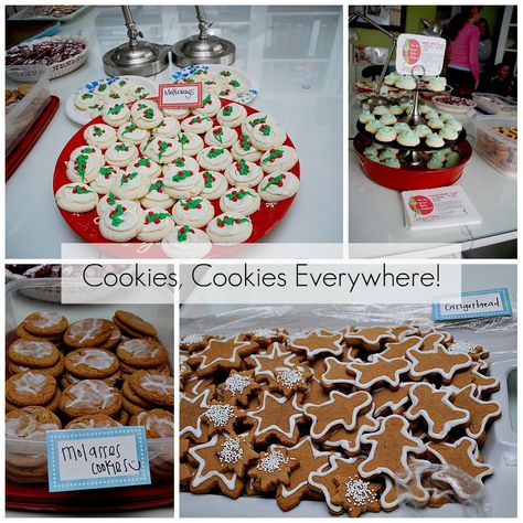 110 Holiday Cookie Recipes (great for cookie exchange parties)