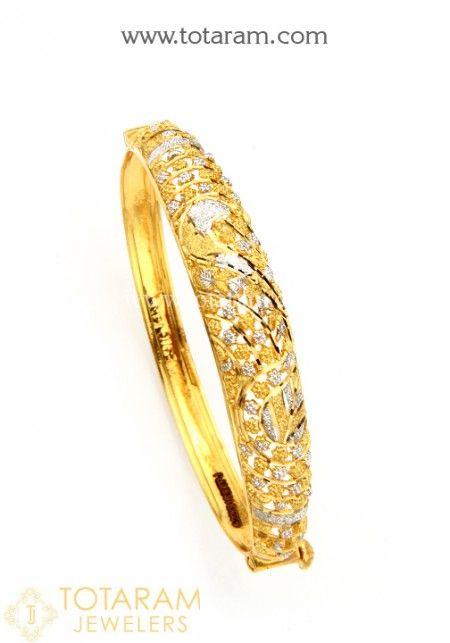 4b4e41f27 Gold Bracelets for Women | Bangles | Gold bracelet for women, Gold ...