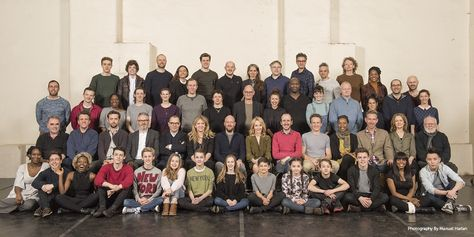 Harry Potter and the Cursed Child Cast