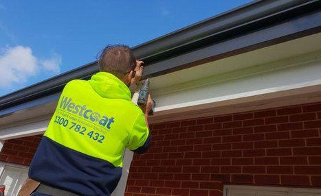 Want Metal Roofing Roof Restoration Or Roof Leak Repair Just Visit Westcoat Com Au For Best And Friendly Service Roof Restoration Roof Leak Repair Roof Repair