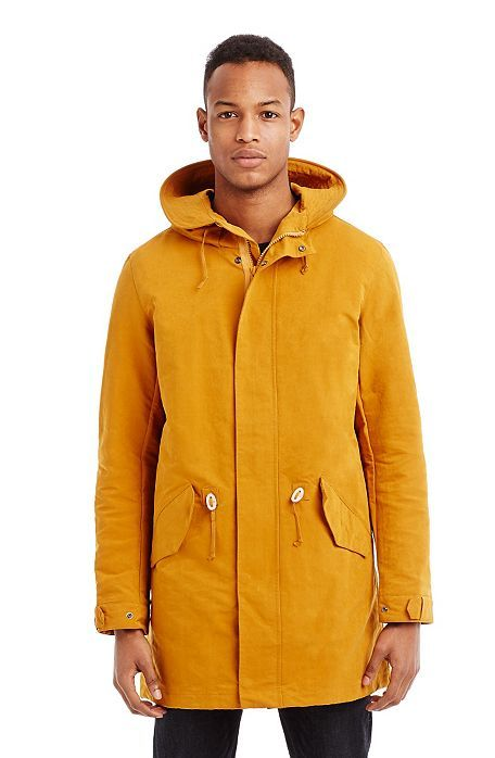 Lightweight Parka - Jackets - Mens - Armani Exchange | Wants ...
