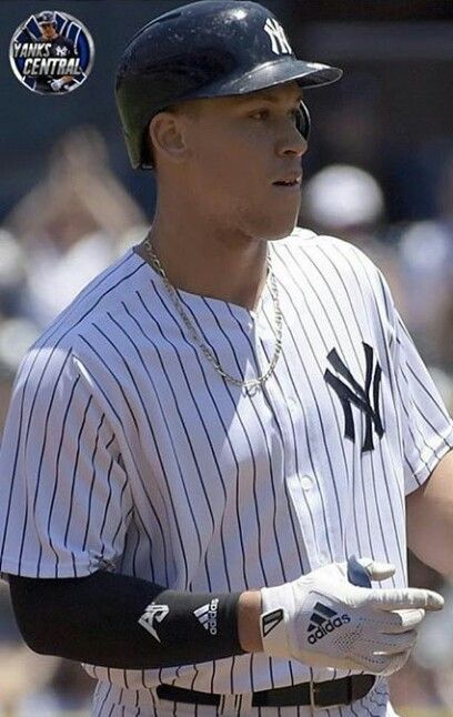 Aaron Judge With Images New York Yankees