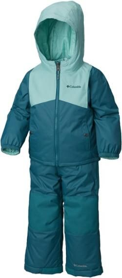 Waterproof Insulated Convertible Bib Snow Suit Therm Girls Boys Snow Pants Toddler Kids Youth