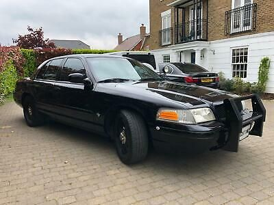 Ebay Ford Crown Victoria P71 Police Interceptor In 2020 Victoria Police Interceptor Ford Police