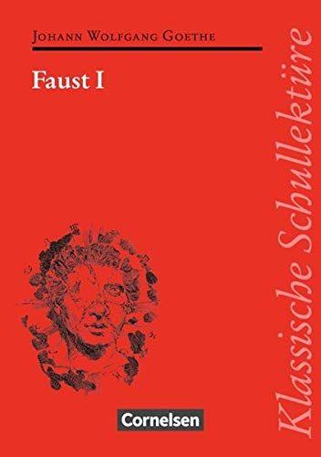 Klassische Schullekture Faust I Klassische Schullekt Faust Empfohlene Bucher Bucher Von Goethe