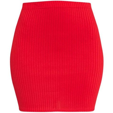 Kristine Camel Ribbed Mini Skirt ($4.99) ❤ liked on Polyvore featuring skirts, mini skirts, red mini skirt, short skirts, ribbed skirt, sexy short mini skirts and sexy skirt