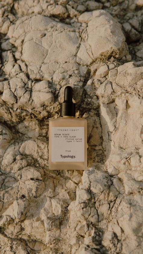 Teint by Typology Paris, French Organic Beauty, Photography by Fleur Aria