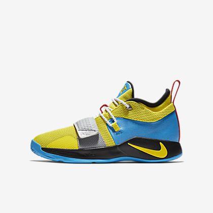 Kids basketball, Basketball shoes