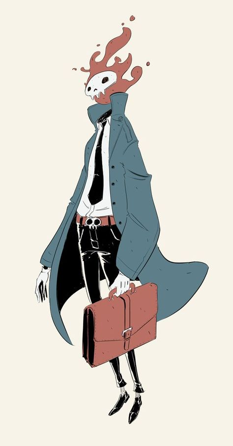 Juno Mendiola - Character Design