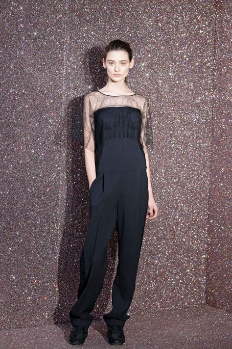 6ce5fa2419e Anne Valérie Hash Fall Winter 2013 2014 AVH Fall Winter Collection 2013-2014  Jumpsuit