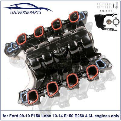 New Engine Intake Manifold 615-376 For 2010-2014 Ford E-150 4.6L-V8