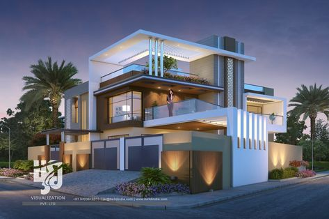 Awesome Exterior Design Of Bungalow For You 50 Best Modern Architect Modern Architecture Design Small House Elevation Design