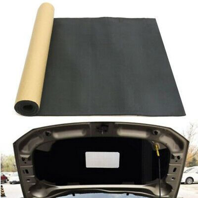 Find Many Great New Used Options And Get The Best Deals For Acoustic Foam Flat Studio Soundproofing Wall Panel Car Auto Sound Proofing Car Sounds Insulation