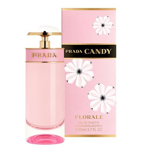 Prada Candy Florale Prada perfume - a new fragrance for women 2014