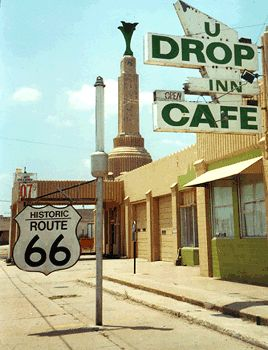 Shamrock, TX- Where I spent about 12 yrs of my life, most of my school yrs