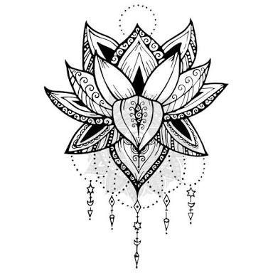Tatuagem Mandala Flor De Lotus Pesquisa Google Gifts