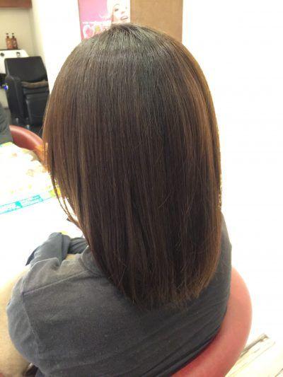 キレイ髪カラー 柏美容室ハルール 髪 カラー ヘアスタイル ロング