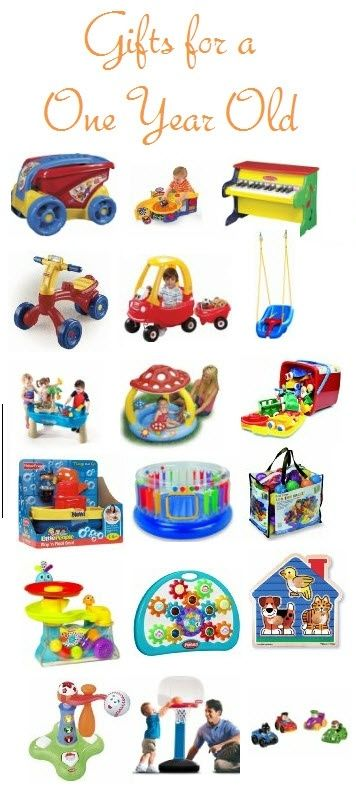 Babys First Birthday Gift Ideas