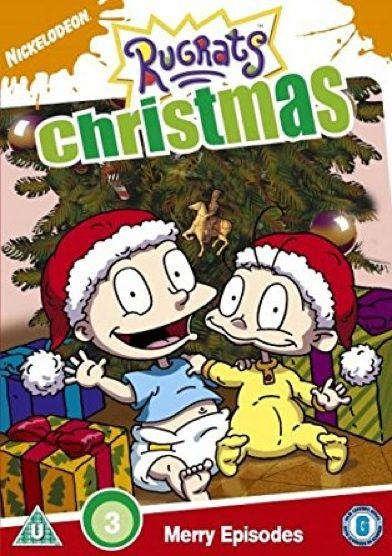 Pin by Chase Dockery on Rugrats | Rugrats, Christmas uk