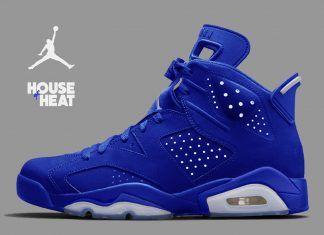"premium selection 665d2 fa5b1 The Concept Lab : Air Jordan 6 ""Royal"" ~ If Blue is the ..."
