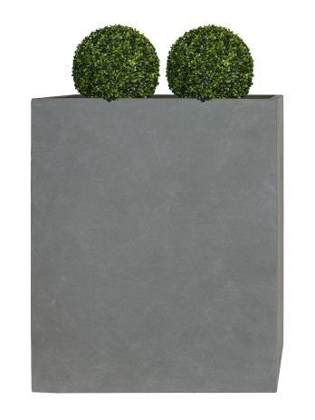 Pflanzkubel Divider Grau 72cm X 60cm X 25cm Pflanzkubel