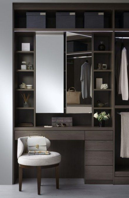 Super Mens Walk In Closet Dressing Area Ideas Closet Diseno De