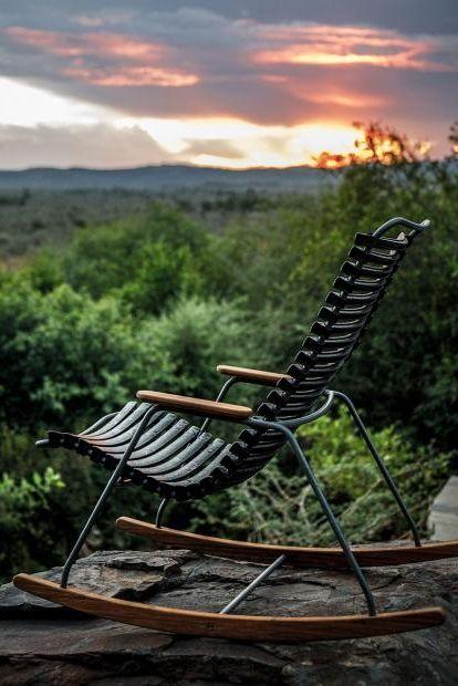 Schaukelstuhl Kids Rocking Chair Von Houe Bild 15 Outdoor Schoner Wohnen Und Leben Im Freien