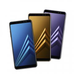 Win Een Samsung Galaxy A8 Smartphone Slovenie