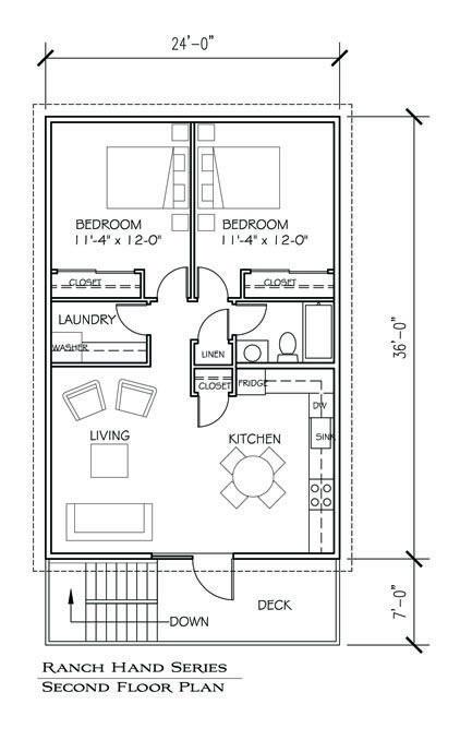 New Barn Apartment! Barn apartment - floor plan – White Horse ...