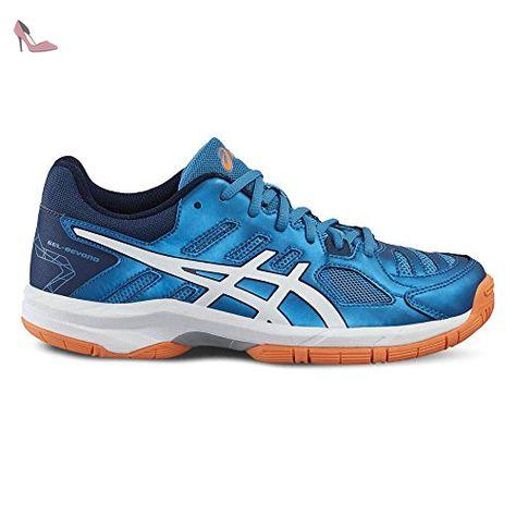 Junior Shoes GEL-BEYOND 5 GS BLUE JEWEL/WHITE/HOT ORANGE 16/17 Asics 7 (US) BLUE JEWEL/WHITE/HOT ORANGE - Chaussures asics (*Partner-Link)