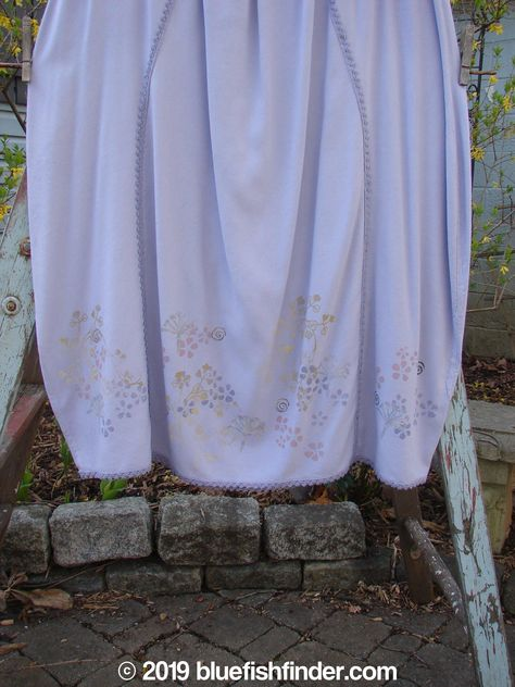 Barclay Sectional Lace Lace Duo Unpainted Lilac Size 1