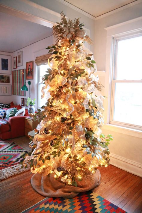 Michaels Dream Tree Challenge Woodland Tree #MichaelsMakers @auntpeaches