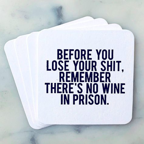 SippingTHIS - Before You Lose Your Shit Coasters - default
