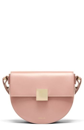 9f995d6f8c6 DeMellier Oslo Leather Shoulder Bag   On-Trend Shoulder Bags For ...