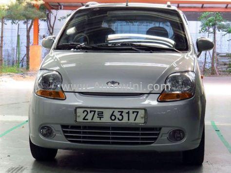 2005 Gm Daewoo All New Matiz Joy Buy Used Cars Daewoo Car Detailing