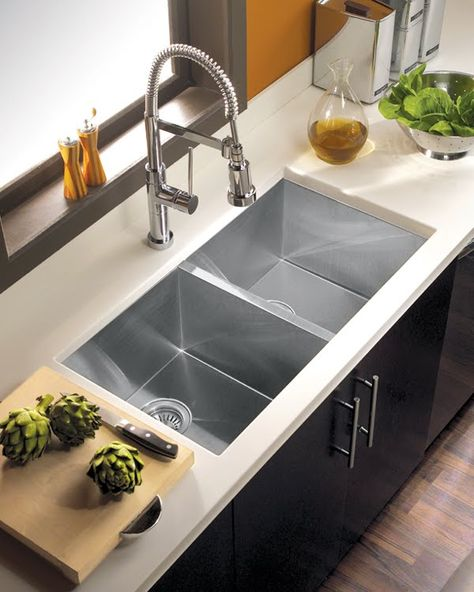 Hausera Com Quality Faucets Fixtures Home Decor Modern Kitchen Sinks Deep Sink Kitchen Double Kitchen Sink