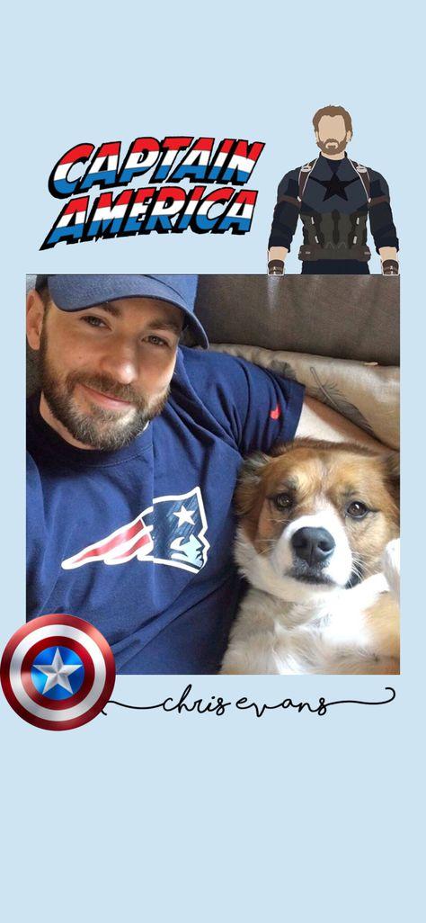 Captain America / Steve Rogers / Chris Evans