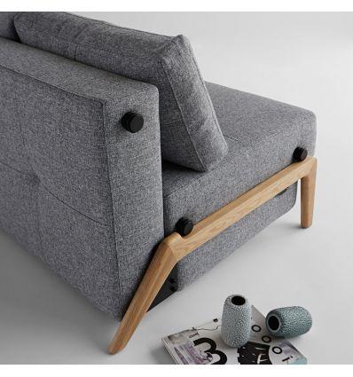 Poltrona Trasformabile Letto Singolo.Poltrona Letto Trasformabile Letto Singolo Design Moderno Cubed