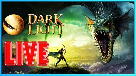 Dark And Light Live Thumbnail Rican Live Gameplay