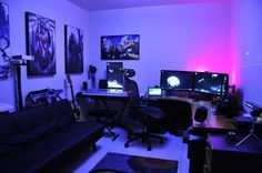 Pin by dusan zogovic on it pinterest gaming room setup computer