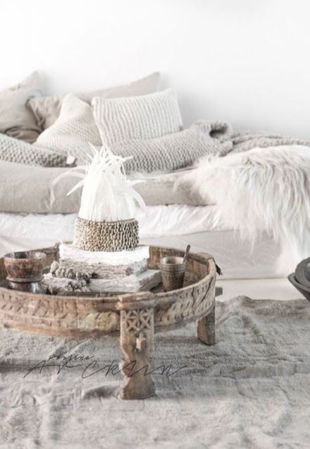 30 Boho Chic Bedroom Decor Ideas And Inspiration Neutral Simple