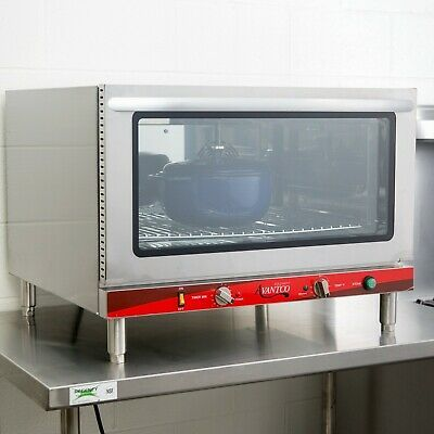 Details About Commercial Oven Full Size Electric Stainless Steel