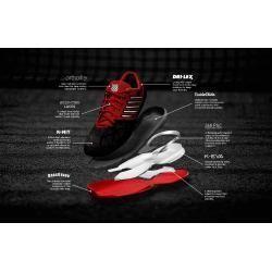 Kswiss Knitshot Allcourt 2017 Schwarz Rot Tennisschuhe Herren K Swissk Swiss Allcourt In 2020 Nike Tennis Shoes Outfit White Tennis Shoes Outfit Fashion Tennis Shoes