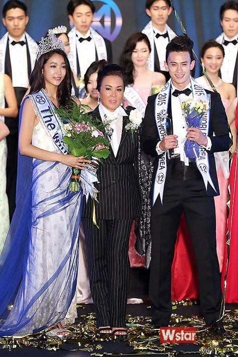 Song Hwayoung Crowned Miss World Korea 2014