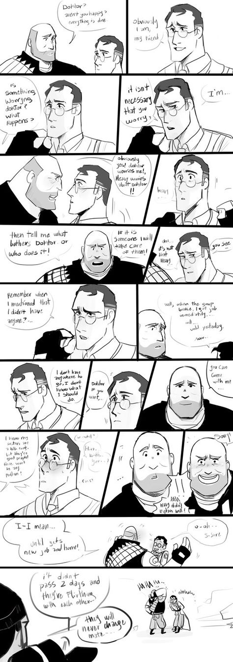 List of tf2 medic x heavy pictures and tf2 medic x heavy ideas