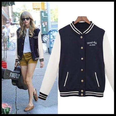 Other Products Baseball Jacket Women Womens Fashion Jackets Hoodies Womens